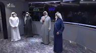 As Emirates' Hope Probe Enters Mars's Orbit, UAE Leaders Congratulate Mission Team