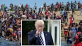 DONALD TRUMP: Joe Biden's Border Disaster the 'Greatest Crisis in the History of Our Country' | iHeartRadio