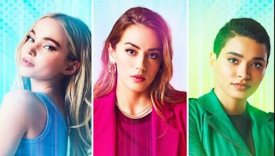 The Powerpuff Girls Assemble In First Look At Live-Action Remake