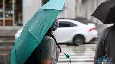 對流旺盛6縣市大雨特報 彭啟明:雷電交加