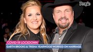 Garth Brooks Says He and Trisha Yearwood Are 'Even Closer' After Working on Marriage amid Quarantine