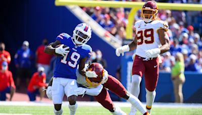 Report card: Bills top Washington Football Team, 43-21