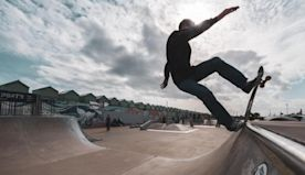 Let's flip again: skateboards take off for a new generation