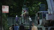 Italian-American group demands return of Columbus statue