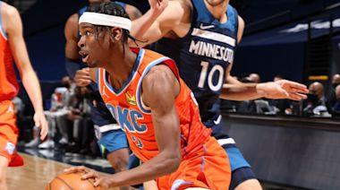 後衛滿出來啦!-雷霆隊2021球季前製VOL.1 - NBA - 籃球 | 運動視界 Sports Vision