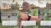 'I really feel unsafe': Viral TikTok shows off-duty security guard attempting to detain man for walking his dog in private dog park