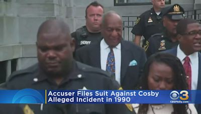 Accuser Files Lawsuit Against Bill Cosby For Alleged 1990 Incident In New Jersey