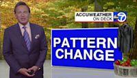 Wake-Up Weather: Pattern Change
