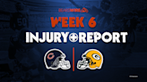 Analyzing Bears' final injury report for Week 6 against Packers