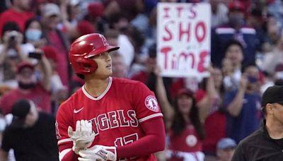 MLB》大谷翔平單場兩支三壘打 追平傳奇紀錄