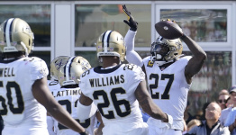 Saints finally return home, and with an evolving identity