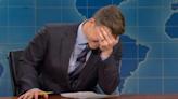 'SNL': Colin Jost Breaks Seth Meyers' Record Hosting Weekend Update