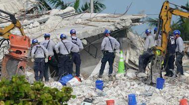 歷經30天救援救難隊宣布行動結束 邁阿密倒塌大樓釀97人死亡