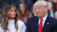 Celebrities React To Donald Trump & Melania Trump's Positive COVID-19 Tests