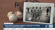 MLB recognizes Negro League players