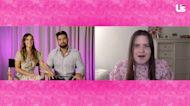 Katie Thurston Reveals Blake Moynes' NSFW Censored 'Bachelorette' Painting