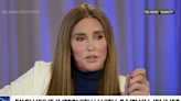 Caitlyn Jenner discusses her politics with Sean Hannity at her private jet hangar in Malibu