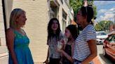 Sidewalk Sales give Darien Dems chance to meet voters