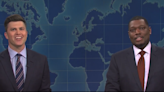'SNL's Weekend Update Tackles Matt Gaetz & Marilyn Manson Scandals & Reminisces About Tumult Of Past Year, While Contemplating...