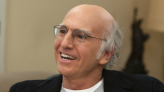 """Larry David has some very Larry David fashion advice: """"You have to be half-dressed… Half is more"""""""