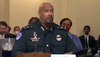 Capitol cop recalls racist abuse on Jan. 6