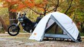 DOPPELGANGER推出「BIKE TOURING」騎士旅行帳篷