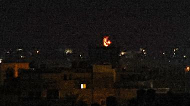以色列西南叢林大火 疑遭燃燒彈氣球襲擊