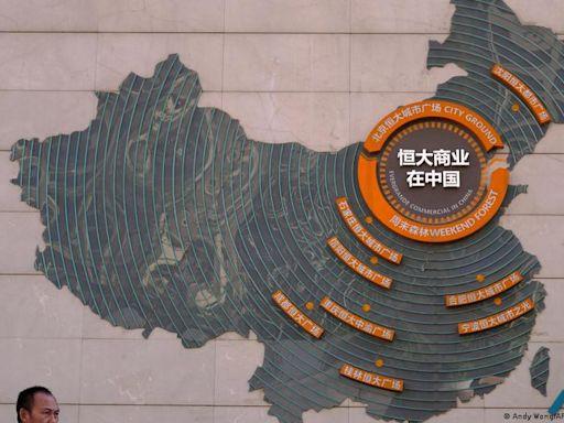 恆大危機:央行回應債務風險 港財匯局展開調查