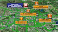 Big weekend traffic closures to avoid in and around Houston
