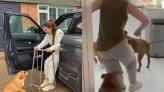 她打BNT疫苗患罕見副作用 雙腳不自覺抽動、無法正常行走
