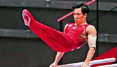 張博恒體操世錦賽全能稱王