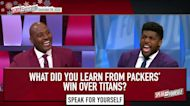 Emmanuel Acho: 'Packers are the only team in the NFL that can beat the Kansas City Chiefs' | SPEAK FOR YOURSELF