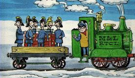 70s classic Ivor the Engine to become live action film - thanks to creator's son