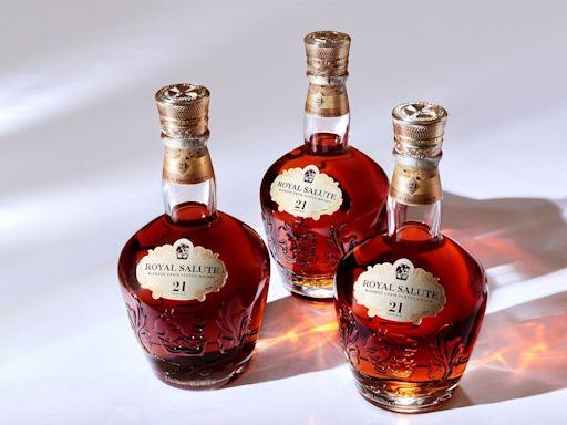 皇家禮炮全新21年蘇格蘭威士忌-王者之鑽 全球台灣首賣