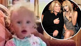 Taylor Swift is cutest baby in throwback video for Mother's Day post