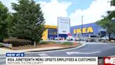 好心做壞事|美IKEA推「黑人餐單」惹眾怒 員工想劈炮 兩樣常見食材出事 - 新聞 - am730
