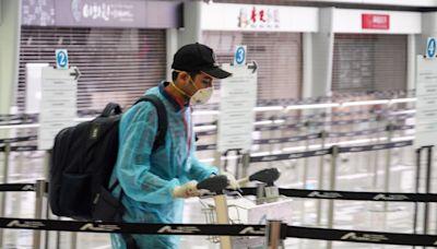 今錄一宗法國回港輸入個案 患者已接種兩劑復必泰