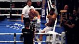 Anthony Joshua loses heavyweight titles after stunning loss to Oleksandr Usyk