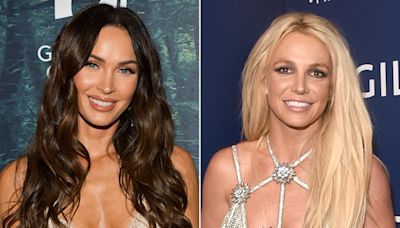 Megan Fox Shows Off Her Delightful Britney Spears Impression While Chatting with Kelly Clarkson