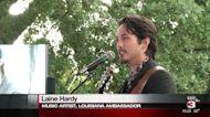 Laine Hardy is Louisiana's new ambassador 05/06/2021