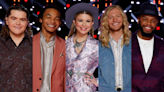 'The Voice' Crowns Season 20 Winner