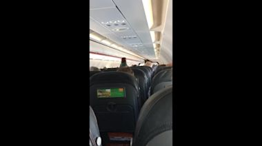 'Thank you so much': EasyJet cabin crew give emotional message on repatriation flight from Tenerife