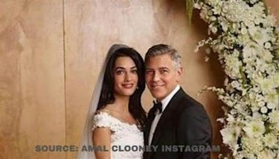 Amal And George Clooney Fly To Italy To Celebrate As Their Twins Turn Four