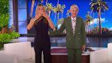 Jennifer Aniston Gets Teary-Eyed in Sneak Peek of The Ellen DeGeneres Show 's Farewell Season