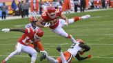 Travis Kelce: Browns and Chiefs are definitely 'neck and neck'