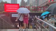 Typhoon In-Fa Causes Damage and Heavy Flooding in Shanghai