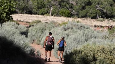 As Hiking Surges During the Pandemic, So Do Injuries