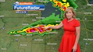 Chicago area under threat of severe storms