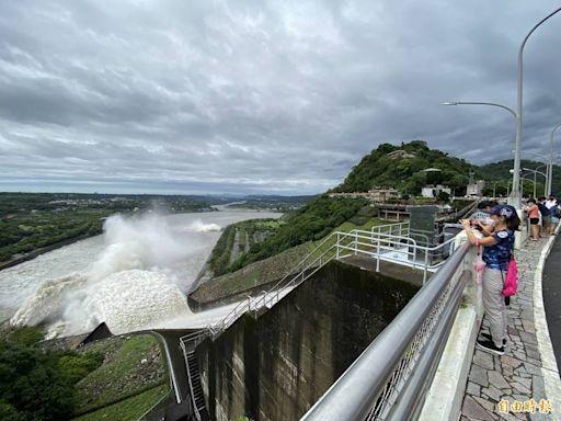 石門水庫開閘洩洪不浪費!這裡水資源也「持續回補中」