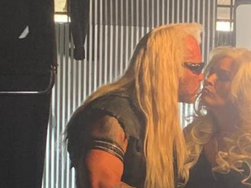 Dog the Bounty Hunter Posts Photo of Late Wife After Seemingly Proposing to Moon Angell